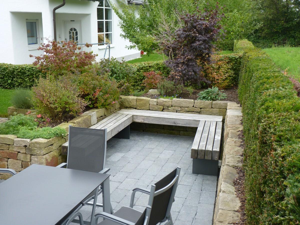kleine g rten salamon gartengestaltung gartenbau landschaftsbau in schmallenberg. Black Bedroom Furniture Sets. Home Design Ideas